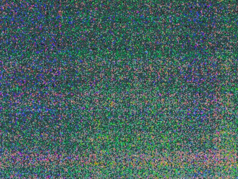 Sensor-Geräusche lizenzfreie stockbilder