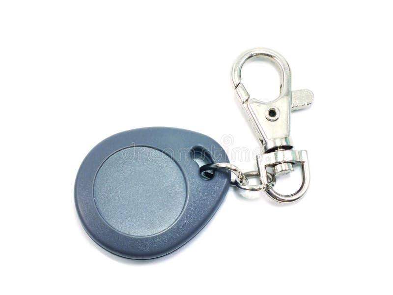 Sensores dominantes de la puerta de la seguridad fotos de archivo