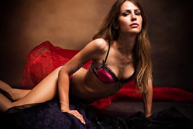 sensual стоковое фото