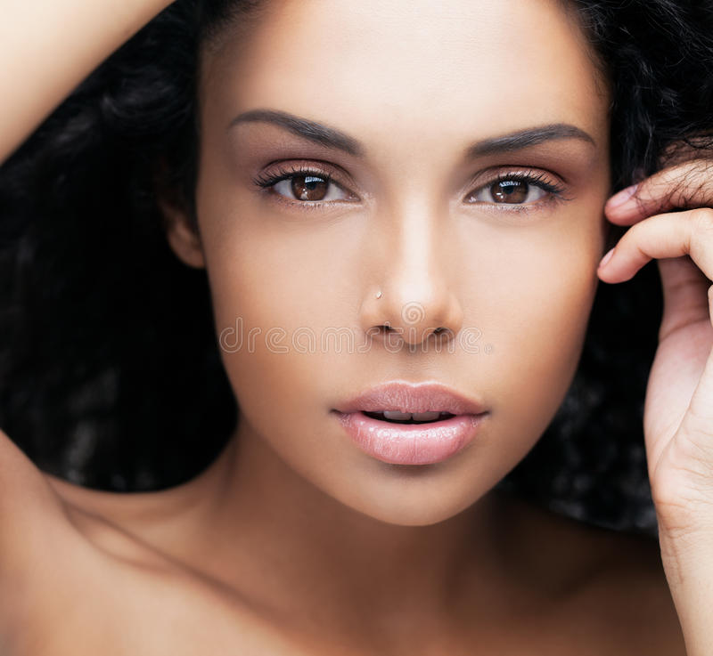Free Sensual African Woman Royalty Free Stock Photos - 30915418