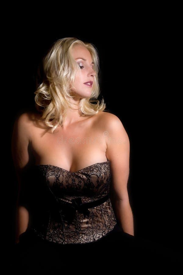 Sensual beauty royalty free stock photos