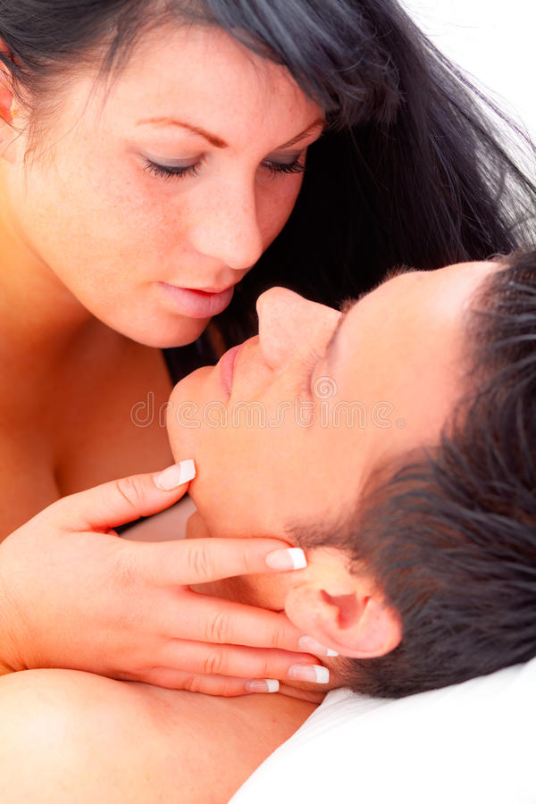 Download Sensual couple stock photo. Image of erotic, compliments - 13176742