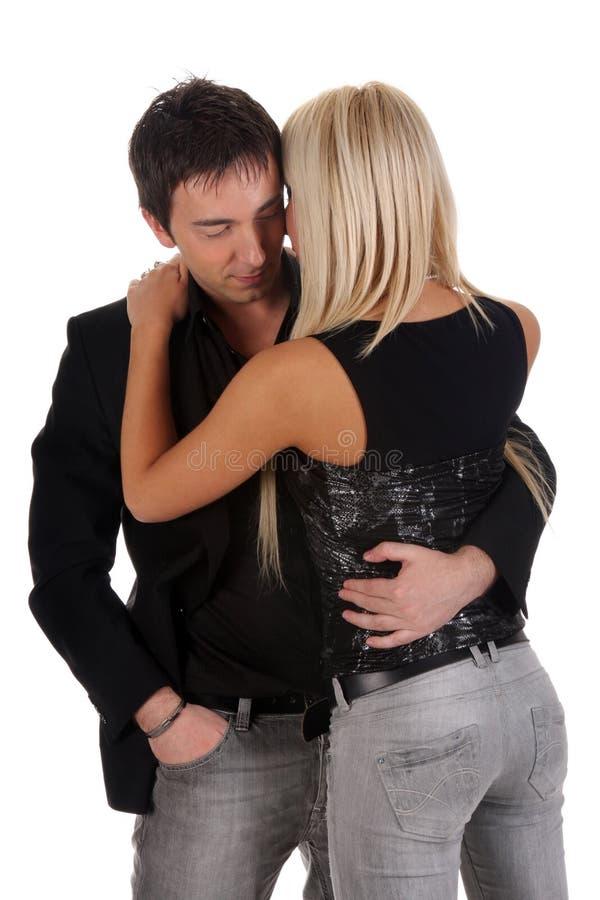 Download Sensual couple stock photo. Image of hand, beautiful - 14594562