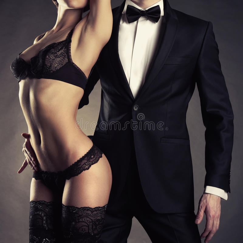 Download Sensual couple stock image. Image of pose, male, beautiful - 36032683