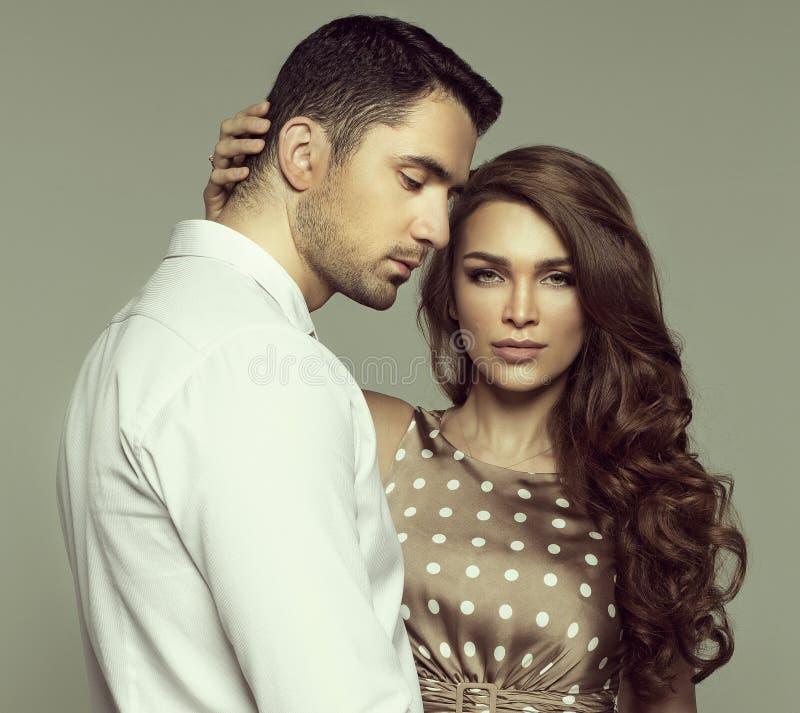 Download Sensual couple stock image. Image of proximity, emotional - 39429047
