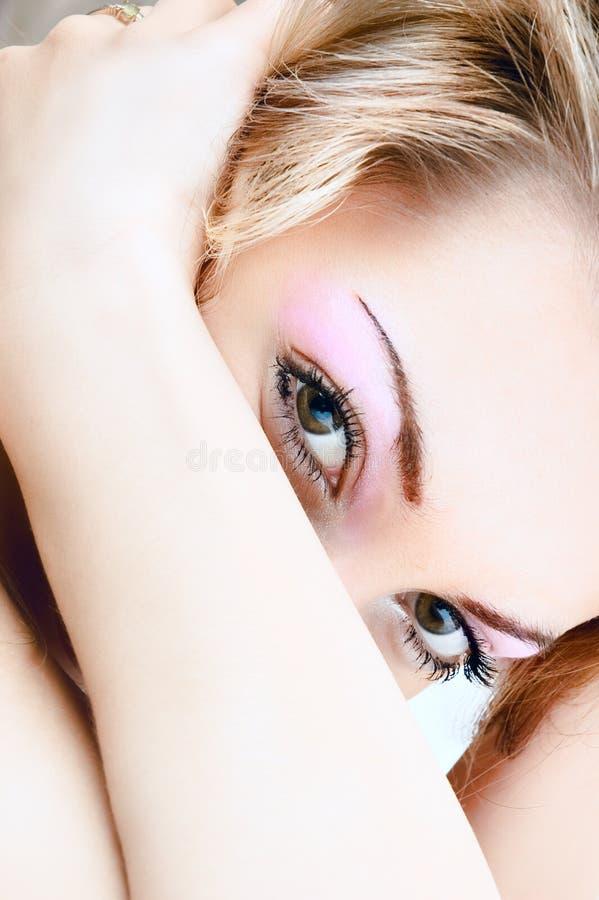 Download Sensual look stock image. Image of female, beautiful, toned - 8177569