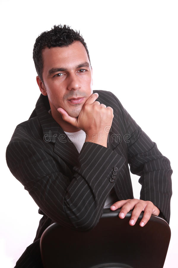 Download Sensual man stock image. Image of shape, coat, adult - 16814377