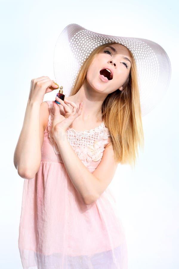 Sensual Perfume Royalty Free Stock Images