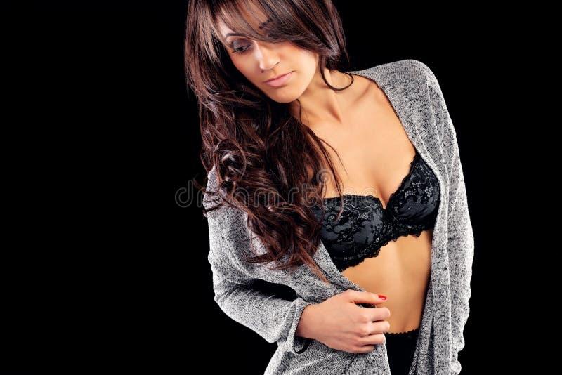 Download Sensual woman stock photo. Image of beautiful, space - 39504340