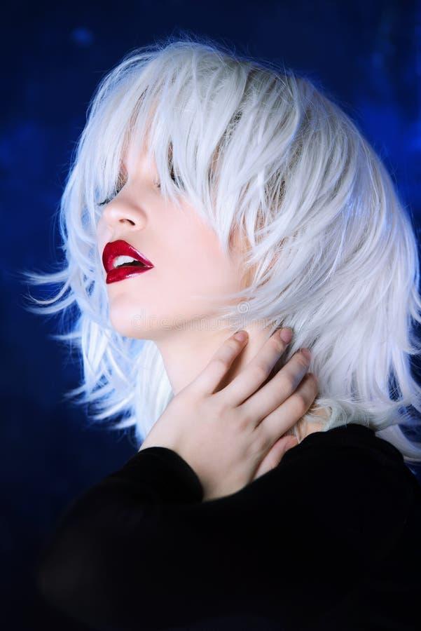 Sensualidade e beleza fotografia de stock royalty free