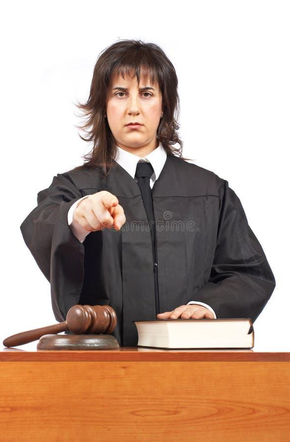 Sentencing Stock Image
