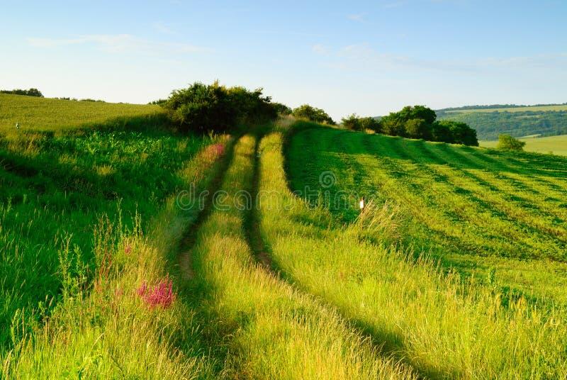 Sentimento rural imagens de stock royalty free