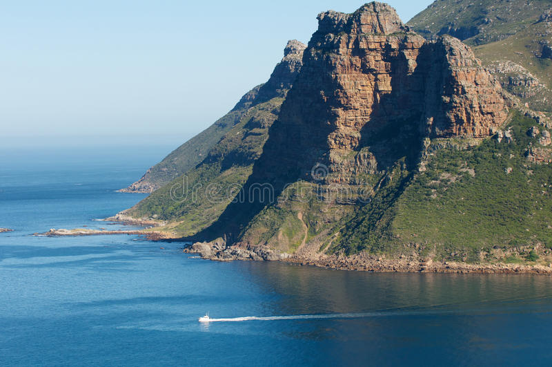 Sentinel Mountain cape Town stock photography