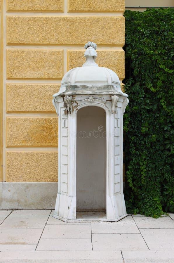 sentry коробки стоковое фото
