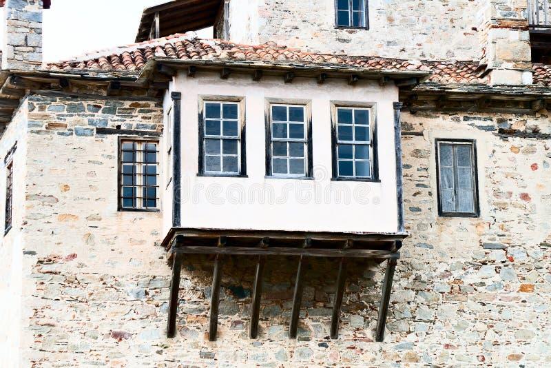 Sentry Serf Tower, Balcony Stock Photo