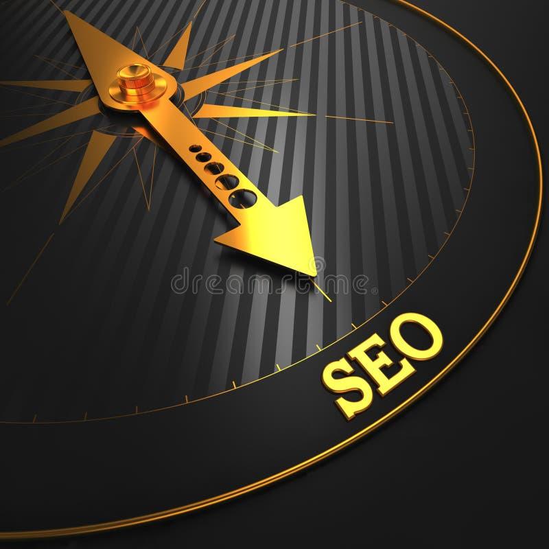 SEO.互联网概念。 向量例证