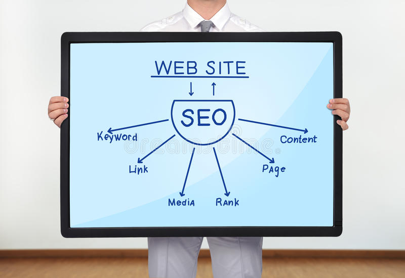 Download Seo chart stock photo. Image of human, message, internet - 34479572