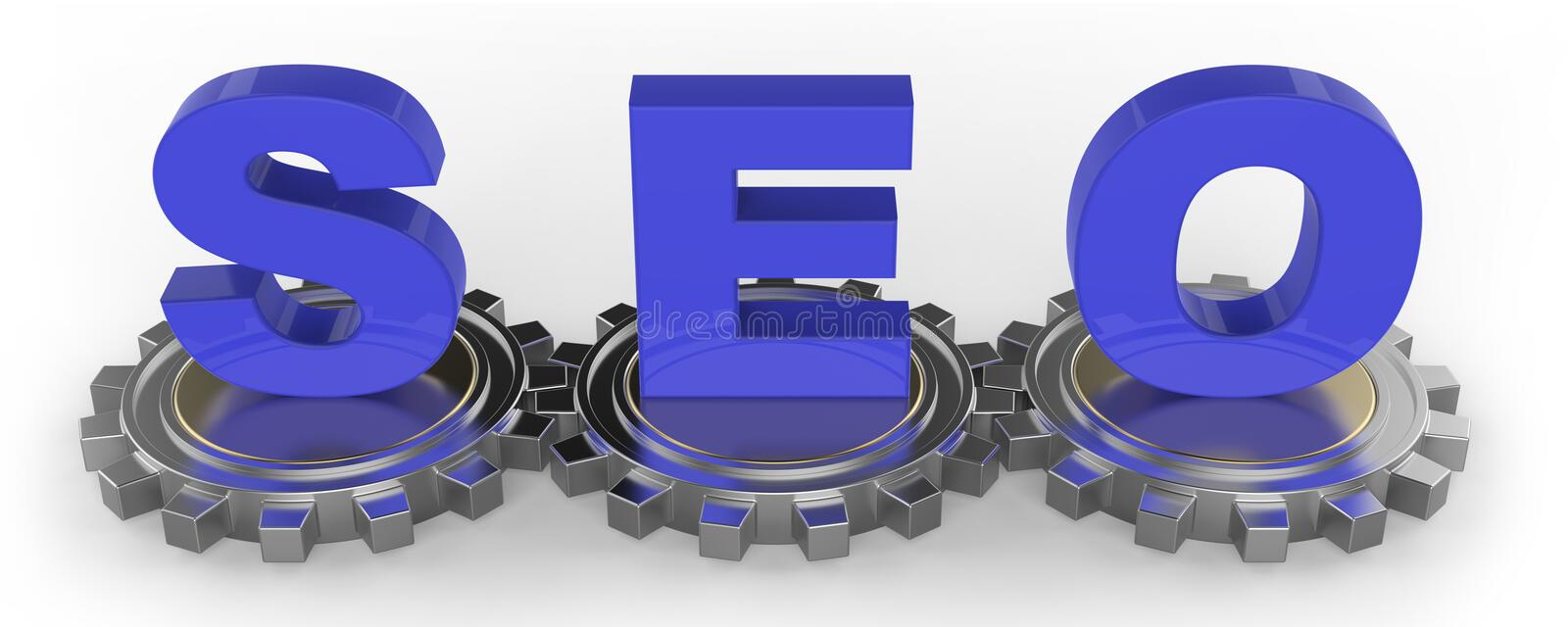 Download SEO concept stock illustration. Image of industry, circle - 25165578