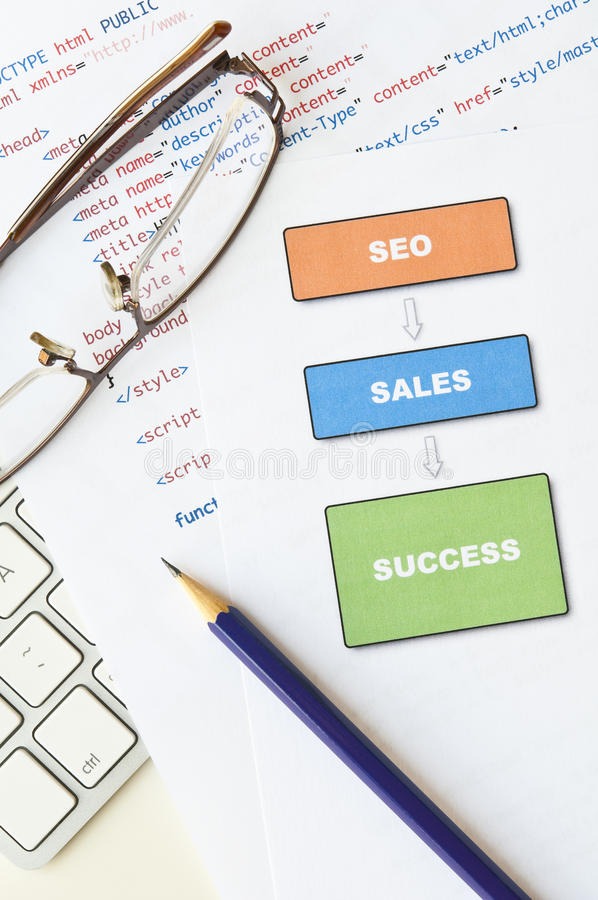 Download SEO concept stock image. Image of sales, programming - 25578067
