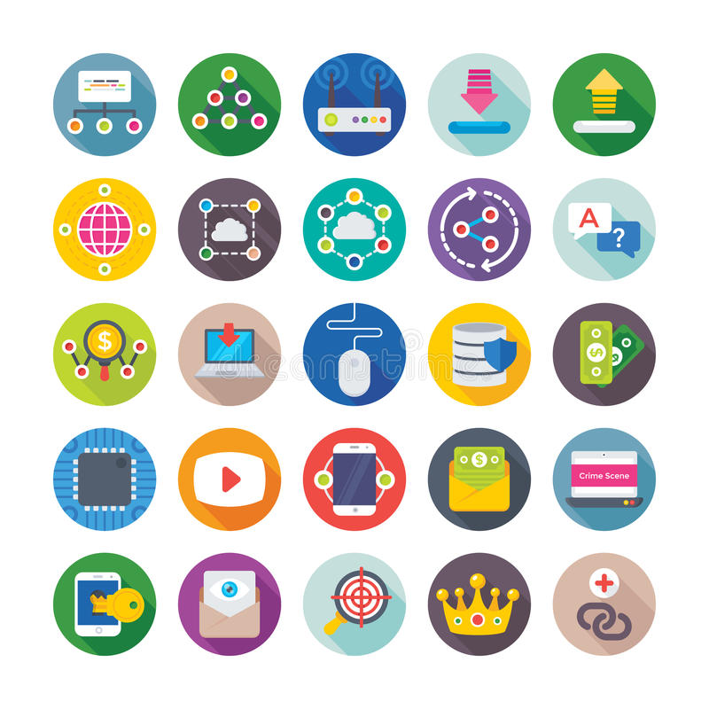 Seo and Digital Marketing Vector Icons 15. Here is a useful and trendy Web Design and Development icons pack. Hope you can find a great use for them in your royalty free illustration