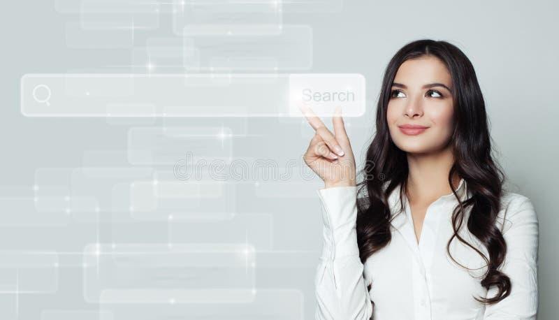Seo, Internet-Marketing und Werbungsmarketing lizenzfreie stockfotos