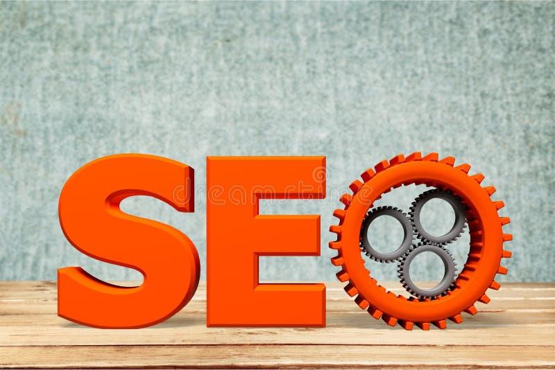 Seo. Marketing searching internet engine web page optimization stock photos