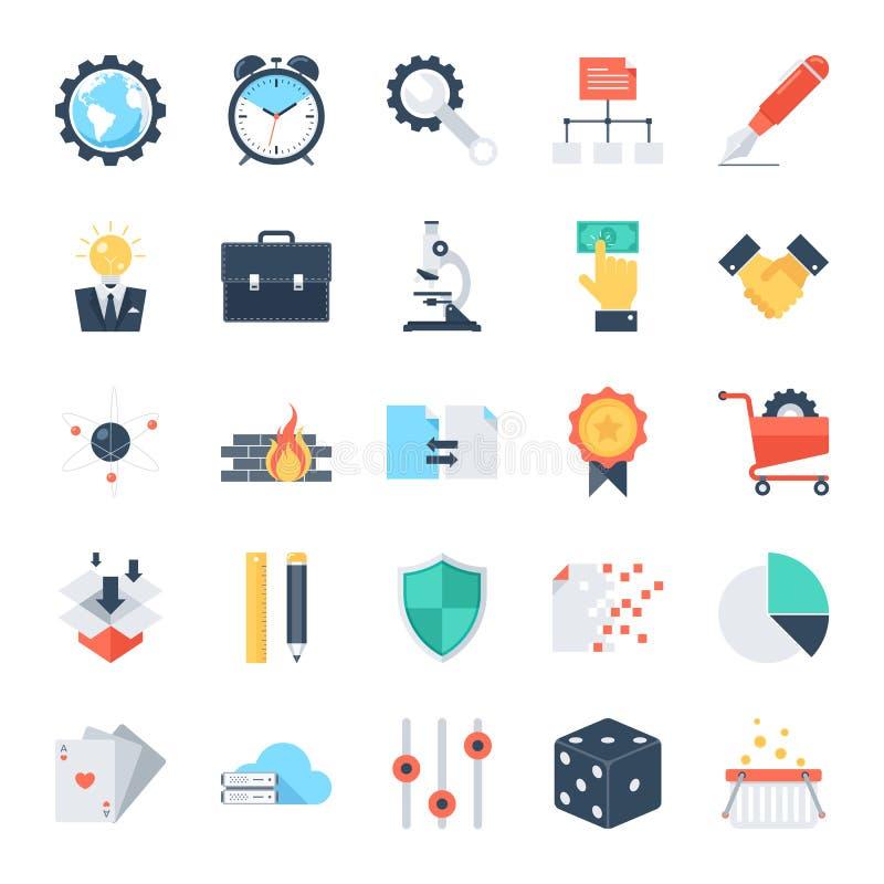 SEO och rengöringsdukOptimization stock illustrationer