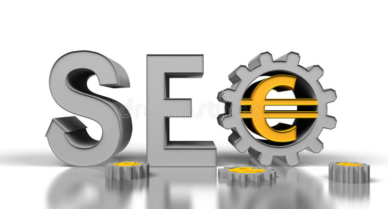 Download Seo tag stock illustration. Image of search, currency - 39323605