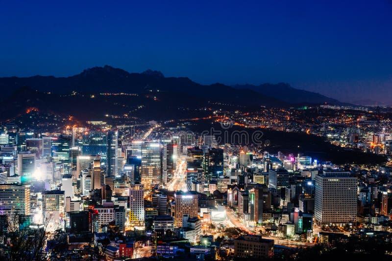 Seoul fotografia stock