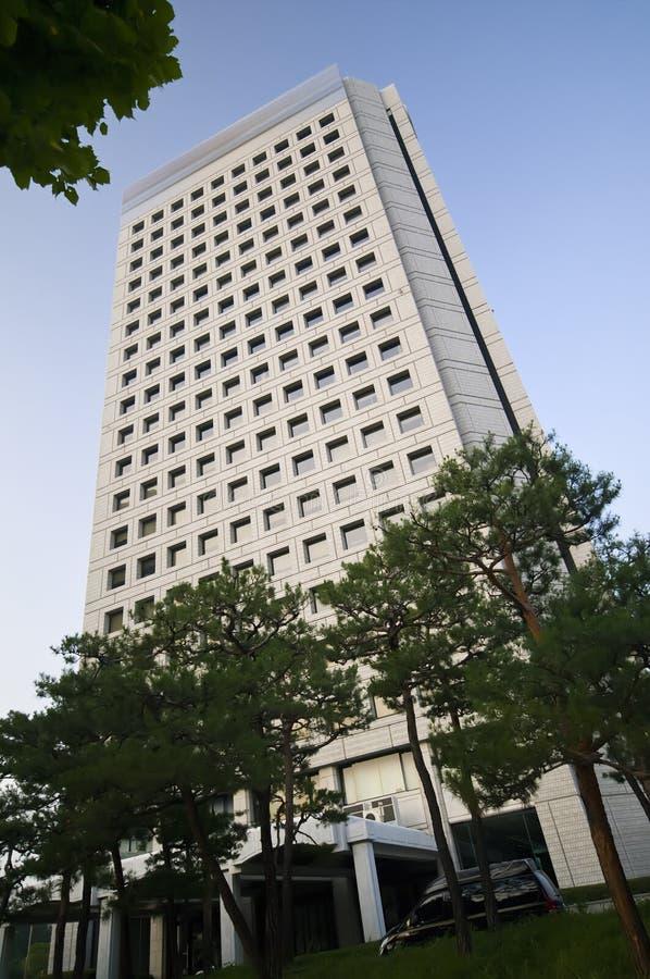 Download Seoul architecture stock image. Image of korea, skyscraper - 15280157