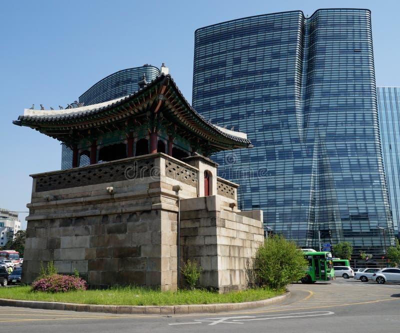 Seoul, il Sud Corea fotografia stock