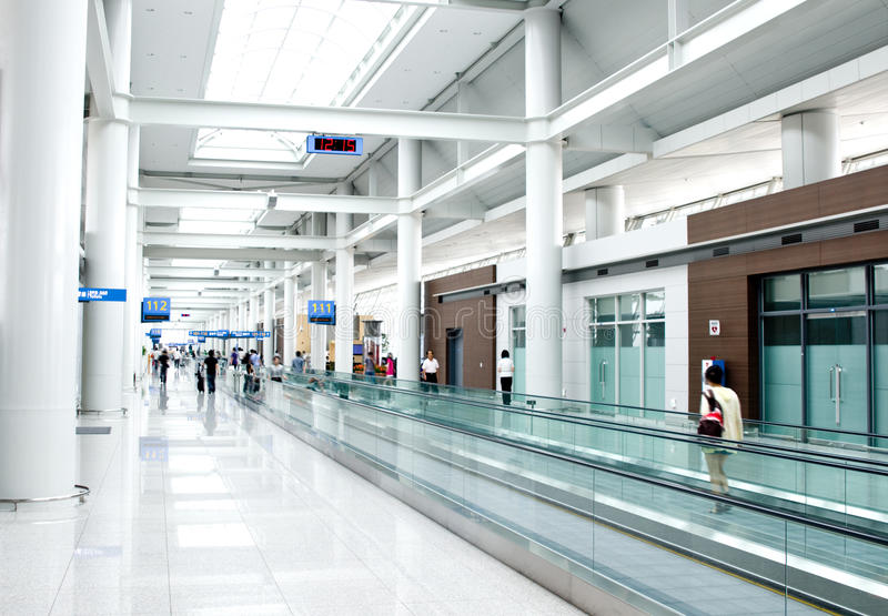 Download Seoul Incheon airport stock photo. Image of spacious - 15491472