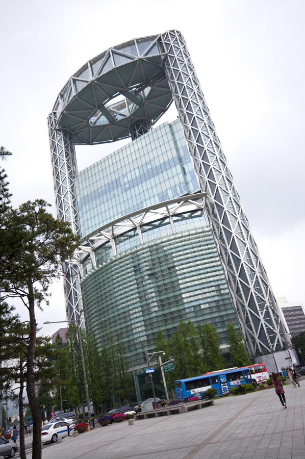 Download Seoul - Jongno Tower Royalty Free Stock Photography - Image: 15266317