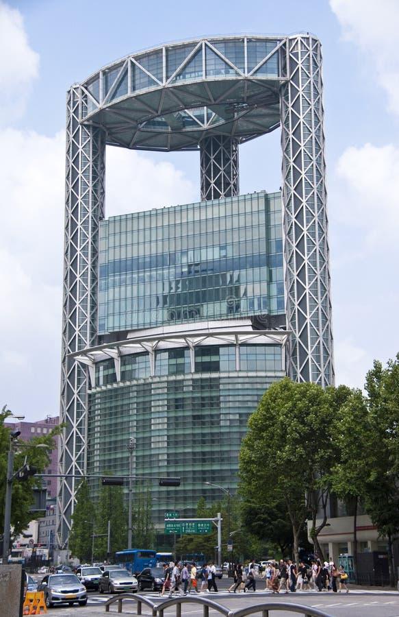 Download Seoul - Jongno Tower stock photo. Image of downtown, urban - 15275372