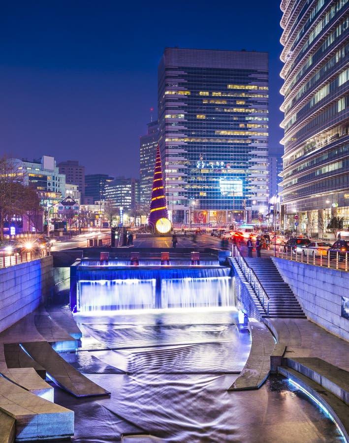 Download Seoul, South Korea stock photo. Image of place, plaza - 37096782