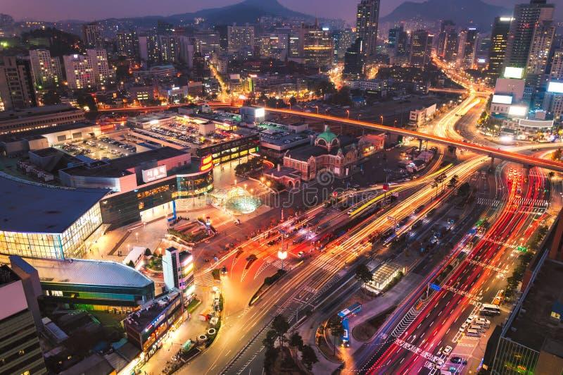 Seoul-Station stockfotos