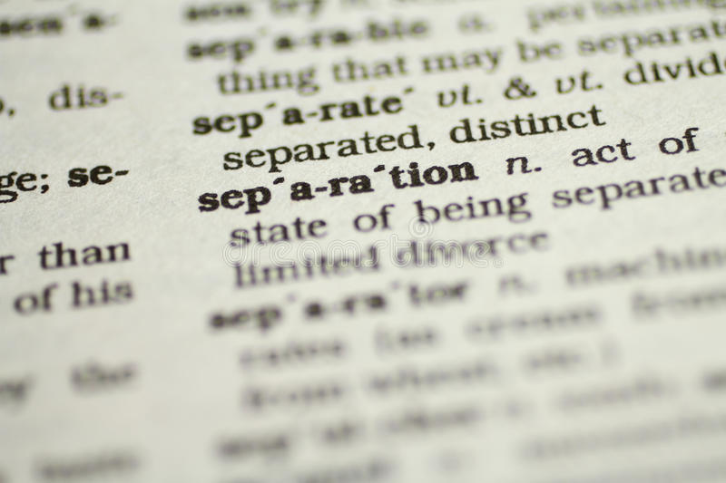 Download Separation stock photo. Image of page, failure, divide - 21442710