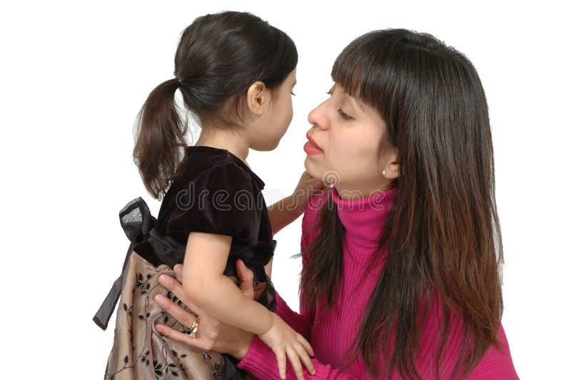 Separation Anxiety stock photo