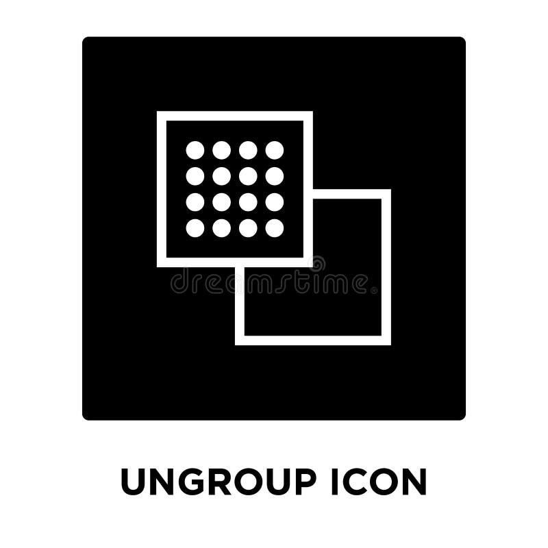 Separe el vector del icono aislado en el fondo blanco, concepto o del logotipo libre illustration