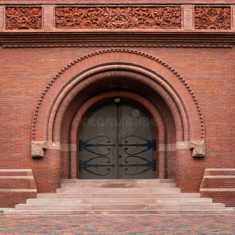 Separe a Hall Entrance foto de archivo libre de regalías