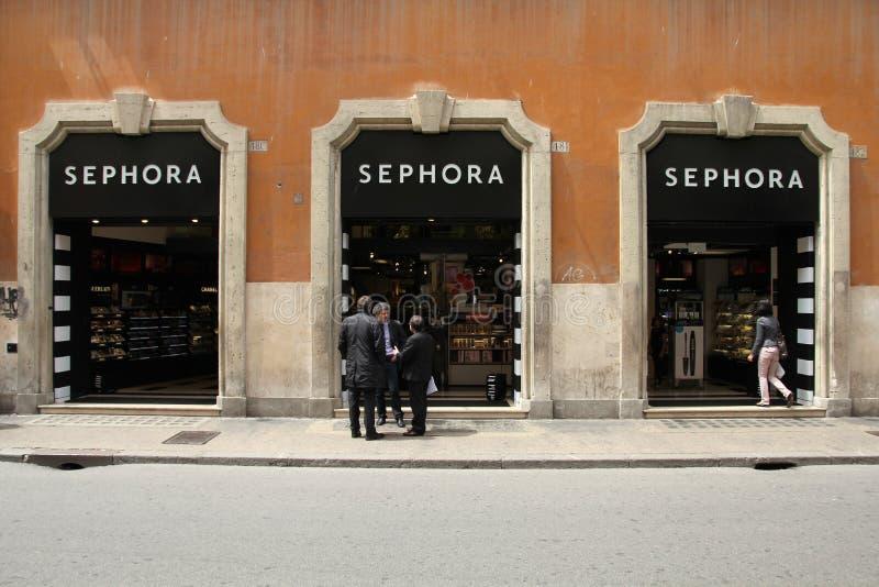 Sephora royalty free stock photos