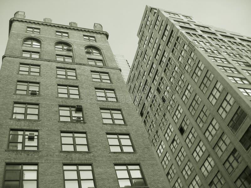 Sepia Buildings