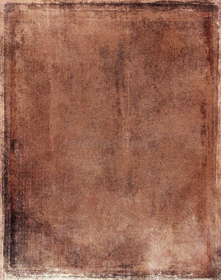 Free Sepia Grunge Background Stock Photography - 23042652