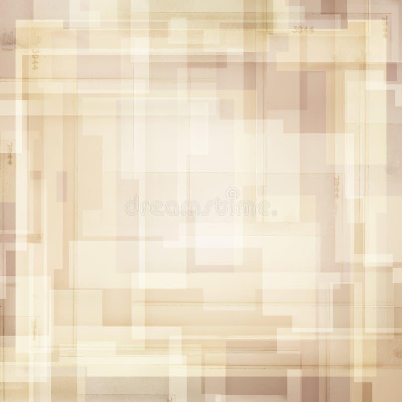 Sepiafilmhintergrund lizenzfreie abbildung