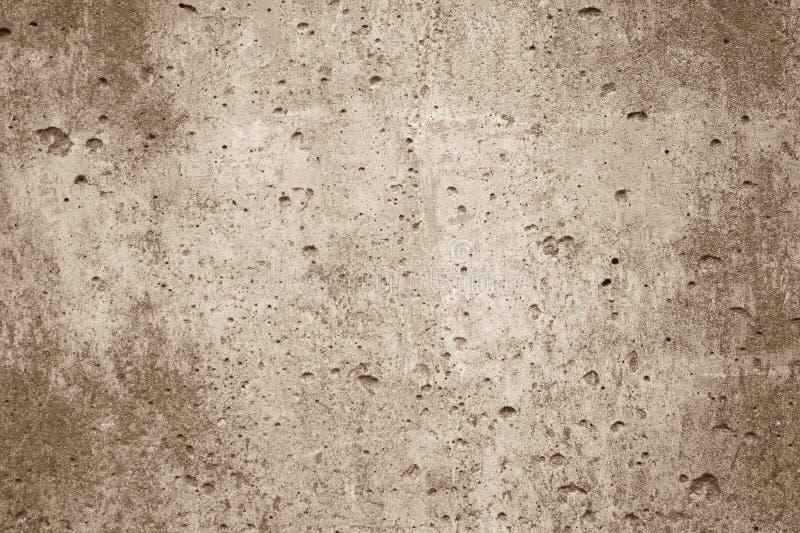 Sepiowa tło ściana obraz stock