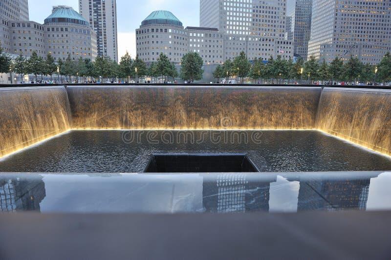 September 11 infinite pool memorial