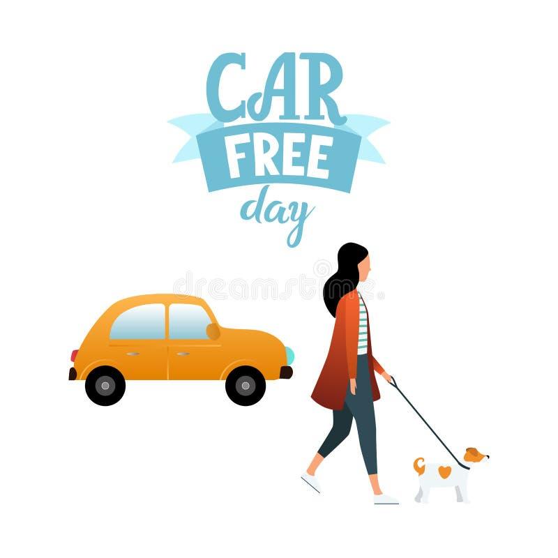 Free September, 22. World Car Free Day. Royalty Free Stock Image - 156204756