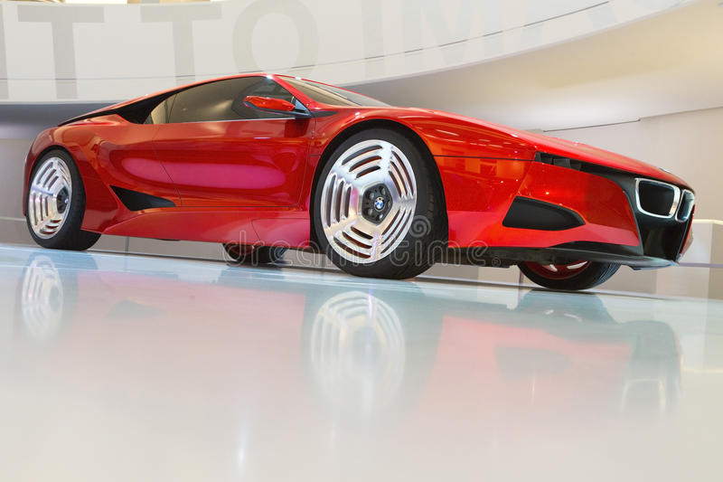 September 2014: BMW M1 Hommage royalty free stock photography