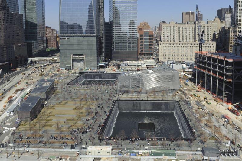 Download September 11 Infinite Pool Memorial Editorial Photo - Image: 32679351