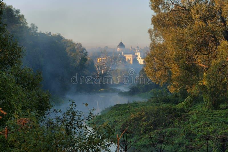 September morning royalty free stock photography